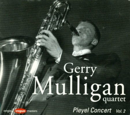"Gerry Mulligan's ""Pleyel Concert Vol. 2"""