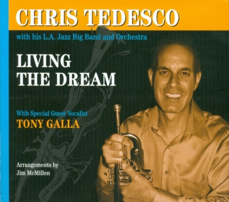 "Chris Tedesco ""Living The Dream"""