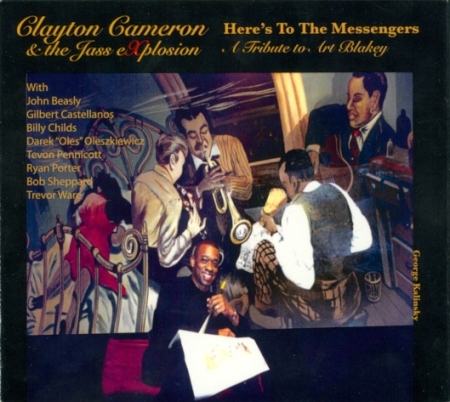 "Clayton Cameron's ""Here's To The Messengers"""
