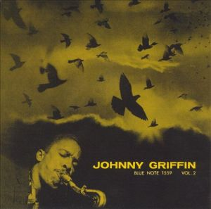 Johnny Griffin-A Blowin Session-front