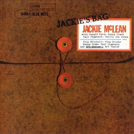 """Jackie McLean """"Jackie's Bag"""" 1960"""