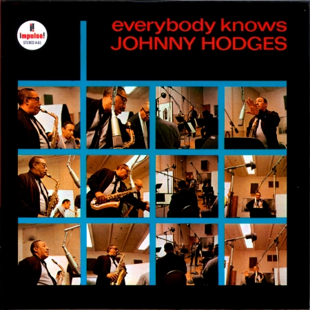 Johnny Hodges-Everybody Knows Johnny Hodges-front