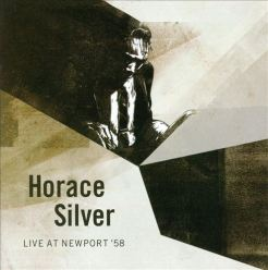 Horace Silver Live At Newport '58-front