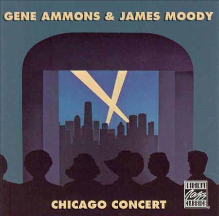 """Ammons & Moody's """"Chicago Concert"""" - 1973"""