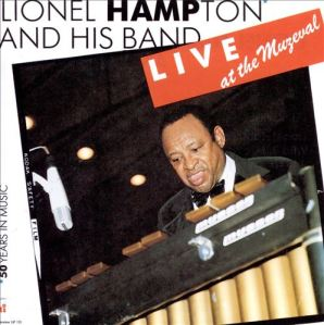 "Lionel Hampton & His Band - ""LIVE""!"