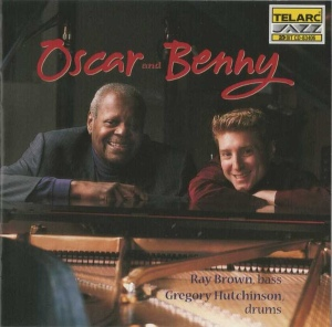 Oscar Peterson And Benny Green