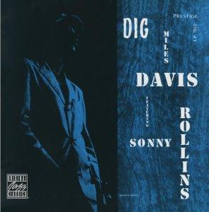 """Miles Davis with Sonny Rollins - """"Dig"""" - 1951"""