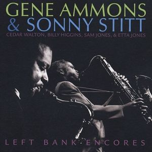 "Gene Ammons & Sonny Stitt ""Left Bank Encores"" 1973"