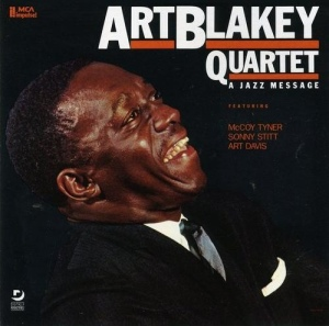 Art Blakey - A Jazz Message - 1963