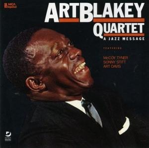 Art Blakey - A Jazz Message - 1963