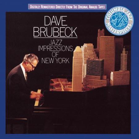 Dave Brubeck Quartet - Jazz Impressions Of New York (1964)