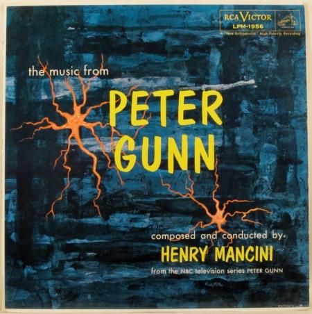 Henry Mancini - Music From Peter Gunn (1958)
